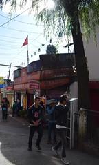 Street: Darjeeling town (victoriaei) Tags: india darjeelingdistrict darjeeling asia autumn october gorkhaland town indianstreetphotography streetscenes streetphotography street outdoors nikon northeast d5300 people shops