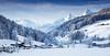 Winterwonderland (FH | Photography) Tags: bayern berchtesgadenerland obergern winter watzmann winterwonderland landschaft wohnhäuser häuser verschneit alpen berge berggipfel wald natur draussen berchtesgaden deutschland europa tal freiheit bäume jahreszeit oberbayern nationalpark