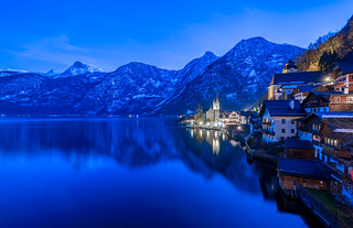 Magical Hallstatt, Austria (Unesco world heritage site)