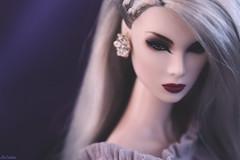 Lilith Smoke&Mirrors (ArLekin26113) Tags: lillith smokemirrors lilith smokyeyes integrity fashionroyalty fashiondoll jasonwu nuface ashyhair violet