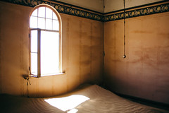 light it up (rick.onorato) Tags: kolmanskop namibia luderitz ghost town sand dunes abandoned