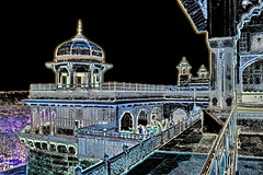 India - Uttar Pradesh - Agra - Agra Fort - Muthamman Burj - 42dd (asienman) Tags: india uttarpradesh agra agrafort muthammanburj asienmanphotography asienmanphotoart