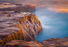 Mystical Morning Light (pixelmama) Tags: california sandiego lajolla hospitalsbreak sunrise longexposure mysticalmorninglight pixelmama