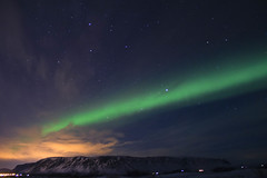 (cara zimmerman) Tags: iceland northernlights auroraborealis night sky stars nightsky cold