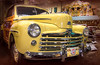 1948 Ford Super Deluxe Sportsman (lleon1126) Tags: yellow sunnyyellow smileonsaturday sportscar ford automobile automuseum stahlsautomuseum
