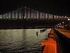 One of Many Attempts (Lake Effect) Tags: california oaklandbaybridge sanfrancisco lights night