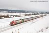 2018.01.13 | 1116 159 | Oberndorf in Tirol (Davee91) Tags: oberndorf tirol taurus öbb es64u2 brennerlok giselabahn austria winter snow grosglockner