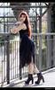 Valentina - 3/6 (Pogdorica) Tags: modelo sesion retrato posado chica rockera valentina chilipowny