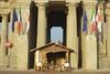 (B Plessi) Tags: milano italia gennaio 2018 citylife tre torri cimitiero maggiore musocco presepio creche