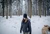 HM2A7521 (ax.stoll) Tags: feldberg frankfurt taunus mountain forest snow winter winterwonderland outdoor nature dog hovawart trees street wanderlust travel