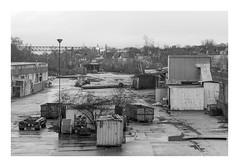 Das Ruhrgebiet (sw188) Tags: deutschland nrw ruhrgebiet essen industrielandschaft industriegebiet sw stadtlandschaft street bw blackandwhite