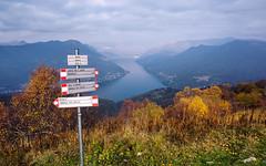 Monte Boletto (basic hiking) Tags: landscape sonyalpha mountains italy lombardy a5100 ilce5100 selp1650 dorsalelariano bergwandern lombardei italien lakecomo comersee alpen alps luganervoralpen wanderweg hiking
