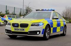 Cheshire Police BMW 530d Roads Policing Unit ANPR Interceptor (PFB-999) Tags: cheshire police constabulary bmw 530d 5series saloon roads policing unit rpu traffic car vehicle anpr interceptor lightbar grilles clusters leds dk64aom