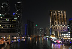 Dubai Marina at night (Irina.yaNeya) Tags: dubaimarina dubai uae emirates night city cityscape sky skyscraper skyline architecture buildings sea water ocean boat reflection iphone light dubái eau noche ciudad cielo arquitectura edificio mar agua reflejo barco luz دبي‎‎ الامارات ليل مدينة سماء برج فنمعماري بناء بحر ماء قرية ضوء дубаи оаэ эмираты ночь город urban небоскреб архитектура море вода отражение яхта свет