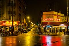 Eden Café (Lepidoptorologic beauty*) Tags: paris night street urban gx7 panasonic pana pancake 20mm 20mm17 asph