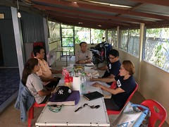 Somdy Teaching 2018-2-16 (SierraSunrise) Tags: teaching bible religion church christian thailand phonphisai nongkhai