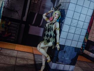 Mafex Harley Quinn (dress version)