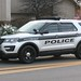 Westerville Ohio Police K9 Ford Police Interceptor Utility