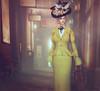 New Woman (Jessy30000 Naglo) Tags: edeagledesigns maitreya catwa tram bauhausmovement golden