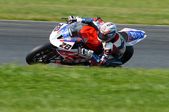Number 28 Brixx Performance BMW S1000RR ridden by Sylvain Barrier
