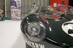 _DSC5586 (John McCulloch Fast Cars) Tags: green jaguar d type longnose