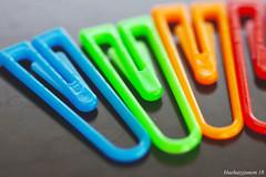 Macro Mondays/Less Than an Inch/ HMM! (bluehazyjunem) Tags: macromondays lessthananinch macro clips