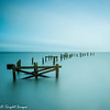 Old Cliches are the Best (Twiglet Images) Tags: swanage old pier wood sea seaside seascape nikon timber