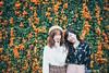_MG_9000 (waychen_c) Tags: taiwan miaoli tongluo flowers flamevine girls nin yuting 台灣 苗栗 銅鑼 銅鑼鄉 tongluotownship 炮仗花 portrait