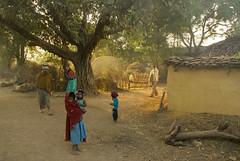 Kawardha - Chhattisgarh - India (wietsej) Tags: kawardha chhattisgarh india sony a100 tamronspaf1750mmf28xrdiiildaspif 1750 light sunrise tribal rural village wietse jongsma bhoramdeo