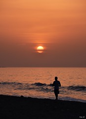 """""""To travel is to discover that everyone is wrong about other countries"""" - Aldous Huxley (Nina_Ali) Tags: nightsky sunset seascape thegambia totravelistodiscoverthateveryoneiswrongaboutothercountriesaldoushuxley africa silhouette aldoushuxleyquote vibrant ocean sillhouette 7dwf"""