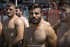 ED076A1497 (TerryGeorge.) Tags: turkishoilwrestling gym abs muscles beard handsome fitness oilwrestling istanbul turkish turkey europe ripped realman wrestling workout oil