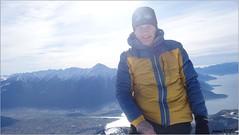 Me (mame1964) Tags: valtellina lago como sorico gera lario corvegia sasso canale zocca scialpinismo neve alpe gigiai