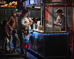 Carnival Snacks (hightoneguy) Tags: carnivals vendors popcorn people streetphotography smalltowns