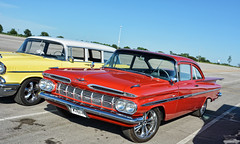 1959 Chevy Bel Air (Chad Horwedel) Tags: 1959chevybelair chevybelair chevrolet chevy belair classic car hotrodpowertour2017 hrpt17 kansas