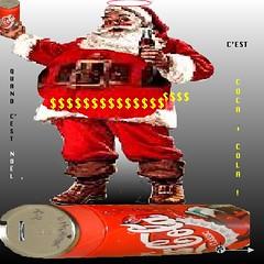 Quand c'est Noel, c'est COCA-COLA