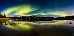 Northern Nights (aaronvonhagen) Tags: astrophotography aurora auroraborealis beautiful canon nightphotography northernlights northwestterritories travel vancouverphotographer yellowknife
