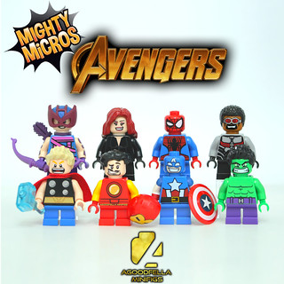 The Mighty (Micro) Avengers
