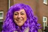 Dutch Carnival 2018 (RuudMorijn-NL) Tags: demay made noordbrabant blij bruine buiten carnaval carnavalsfeest carnavalsviering evenement feest feestelijk gemeentedrimmelen geposeerd gezelligheid haar jaarlijks kleurig kleurrijk lachend lang lol ontspannen openlucht opgewekt paars paarse plezier portret pose pret pruik schmink straat straatcarnaval straatfeest straatportret terugkerend traditie verkleed vrouw winter woman pusple wig long hair smiling carnival dutch netherlands brown eyes eyecontact closeup