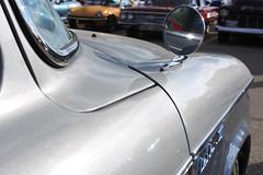 Studebaker Lark III (chearn73) Tags: studebakerlarkiii classiccar grey silver detail car automotive automobile winnipeg manitoba