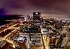 ChiTown (johnsinclair8888) Tags: sliderssunday chicago birthday night hdr nikon 15mm affinityphoto johndavis color dark storm lighttrail city stackedphoto
