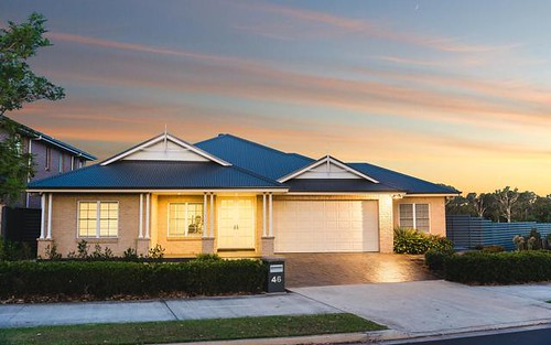 46 Stonecutters Drive, Colebee NSW