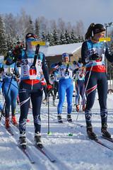 Middle-28 (reigoteervalt) Tags: ski skio orienteering wuc wucskio skiorienteering winter haanja visit estonia fisu tartu sport wintersport