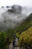 Treck into Clouds during the Inca Trail / Camino (moltes91) Tags: treck trail camino inca machu picchu pérou peru cusco cuzco travel voyage nature wild clouds mountains nikon d7200 nikkor 20mm f28