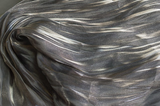 Dark artistic fabric texture background / Artistic fabric textured, pattern, background with brightness
