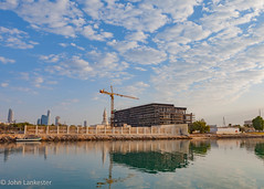 Abu Dhabi construction (Jhopne) Tags: canonef2470mmf28lusm cityscape uae canoneos5dmarkii sky cloud nov17