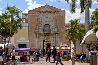 The conquistador's house