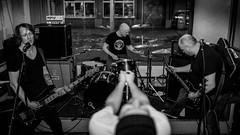 Nord Mot Nord (morten f) Tags: abelone band norge norway 2018 brularm pub brugata hardcore konsert concert drummer drums trommer monochrome nord mot guitar live