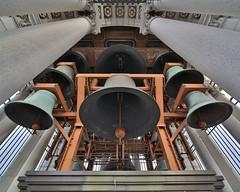 Sather carillon (lenswrangler) Tags: lenswrangler flickrfriday ringthebell carilon campanile cal berkeley university california bell chime tower sather