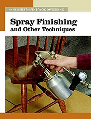 Spray Finishing and Other Techniques - DiZiWoods Store (diziwoods) Tags: diziwoods finishing spray store techniques