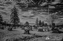 20180111 - 0019 - Chatham Township Cemetery (Buckeye Photography) Tags: cemetery chatham fuji fujifilm ir infrared township xm1 medina ohio unitedstates us route83